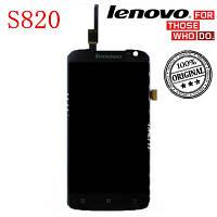 Дисплейный модуль Lenovo S820 (LCD+Touchscren)