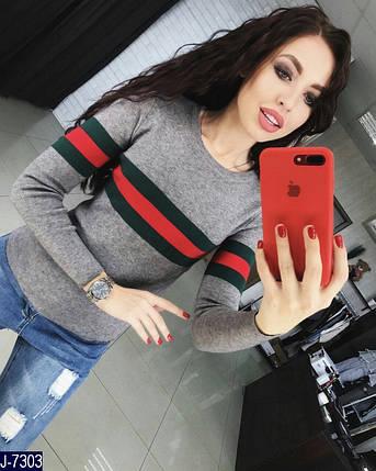 Женский свитер кашемир, фото 2