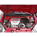 Передняя верхняя распорка стаканов Honda Civic 00-06 EP3 Type R TurboWorks, фото 2