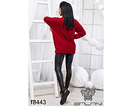Ангора свитер женский, фото 2