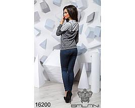 Модный женский свитшот, фото 2