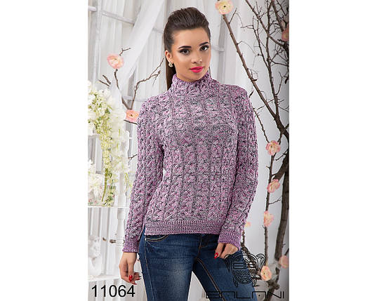 ffc725be8fa Женский свитер крупной вязки  Цена