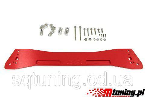 Задняя нижняя распорка стаканов Honda Civic 92-95 Red ASR