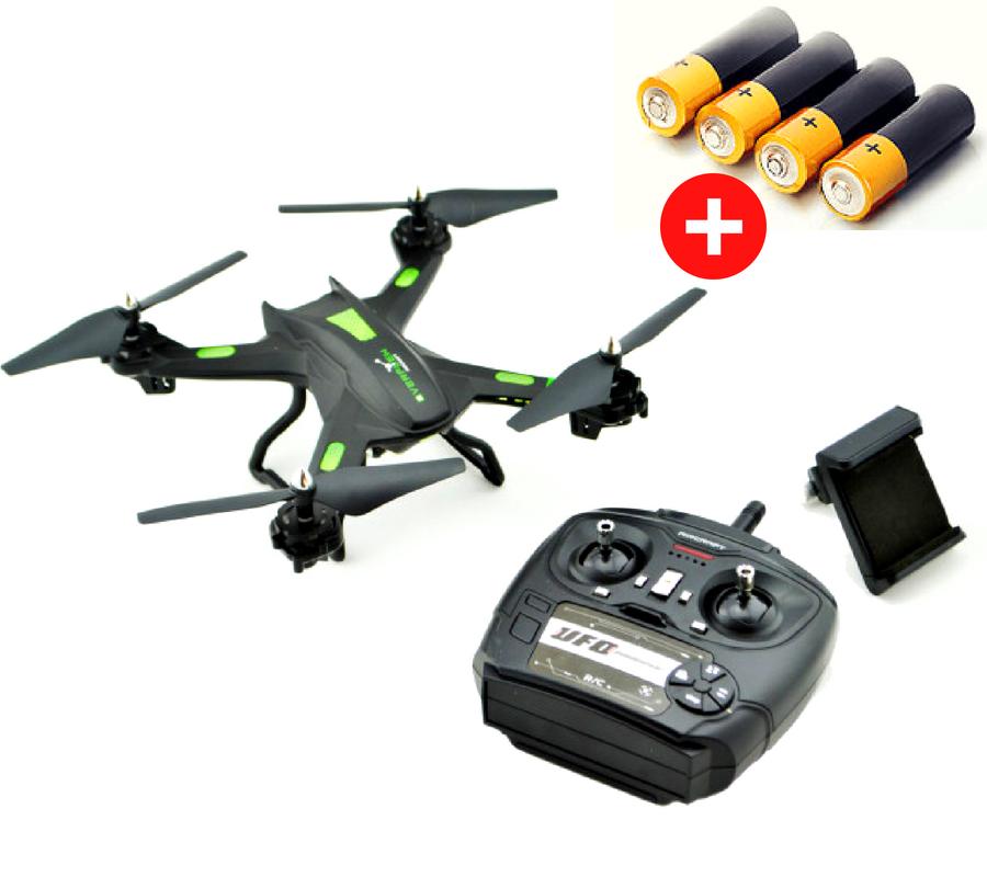 Квадрокоптер BJ-Model S5H c WiFi камерой