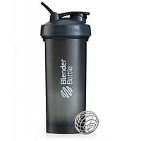 Blender Bottle, Спортивный шейкер BlenderBottle Pro45 Gray & White, 1300 мл
