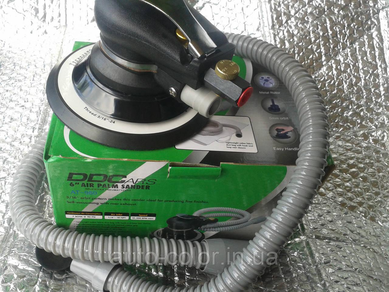 Пневматична ексцентрикова шліфмашина AT9806 150 мм