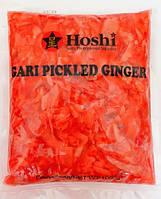 Имбирь маринованный, розовый 1кг Hoshi