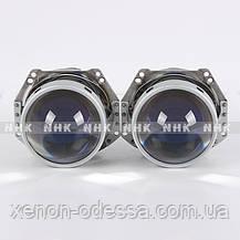 Биксеноновые линзы NHK Blue Coated Hella KH5 - лучшие ТОПовые линзы, фото 3