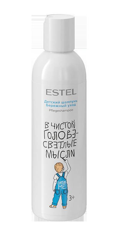 Детский шампунь для волос Бережный уход Estel Little Me, 200 мл.