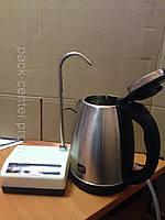 ПОМПА НАСОС ДИСПЕНСЕР для воды электро, настольная, питание от сети 220В. С дозатором подачи воды. 3 режима