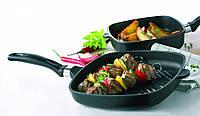 Сковорода -гриль 28 см BORNER Германия купить