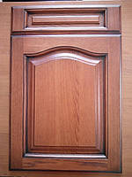 """Фасады для мебели из натурального дерева массив Ясень  """"Венеция"""""""