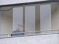 Безрамне засклення.Балкони