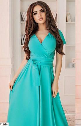 Платье женское макси  размер 42;44;46, фото 2