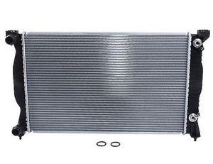 Радіатор охолодження Seat Exeo 2002- (1.9 TDI 1.8 T 2.0 FSI АКП) 632*399мм по сотах