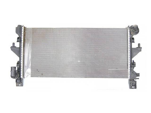 Радиатор охлаждения Citroen Jumper 2006- (2.2HDI) 780*375мм по сотах KEMP