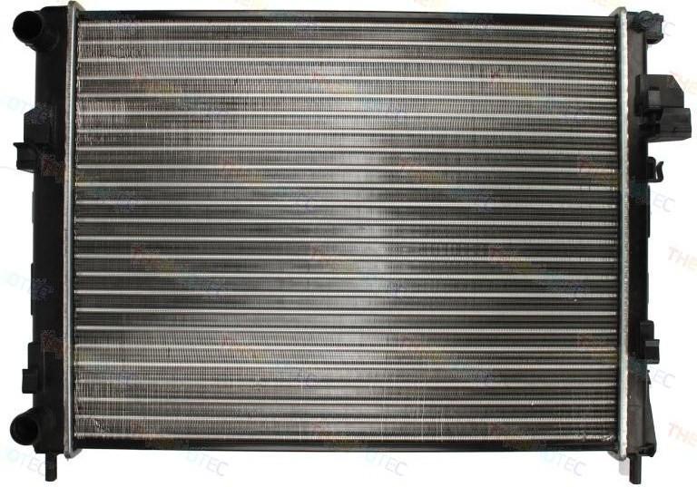Радиатор охлаждения Nissan Primastar 2001- (1.9DTi) KEMP