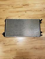 Радиатор охлаждения Opel Movano 2006- (2.5CDTI AC+/-) плоские соты
