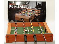 Футбол настольный деревянный корпус (48 Х 32 СМ)
