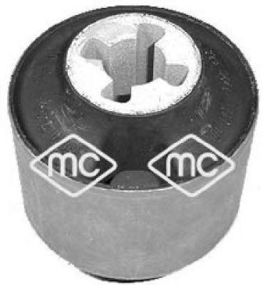 Сайлентблок балки задней (05433) Metalcaucho
