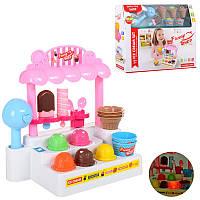 Игровой набор прилавок продукты мороженное, сладости,KDL888-2