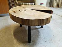Кофейный столик со слэба