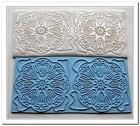 Штампы для мастики Цветок 2 , фото 1