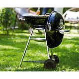 Гриль угольный Weber 1221004 Модель Compact Kettle, фото 2