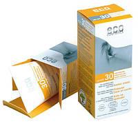 Водостойкий солнцезащитный крем SPF 30 Eco Cosmetics