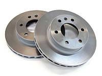 Диск тормозной передний VW Crafter 30-35, Sprinter 2E0615301