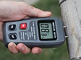 Портативный измеритель влажности древесины EMT01, фото 4