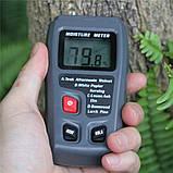Портативный измеритель влажности древесины EMT01, фото 6