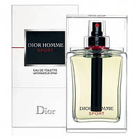 Christian Dior Homme Sport (Кристиан Диор Хом Спорт), мужская туалетная вода, 100 ml