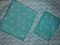 Детское постельное белье -комплект сменного белья 3 в 1, фото 1