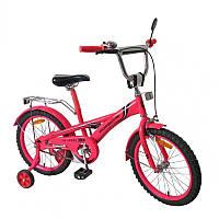 """Велосипед """"PORSCHE"""" розовый 16"""""""