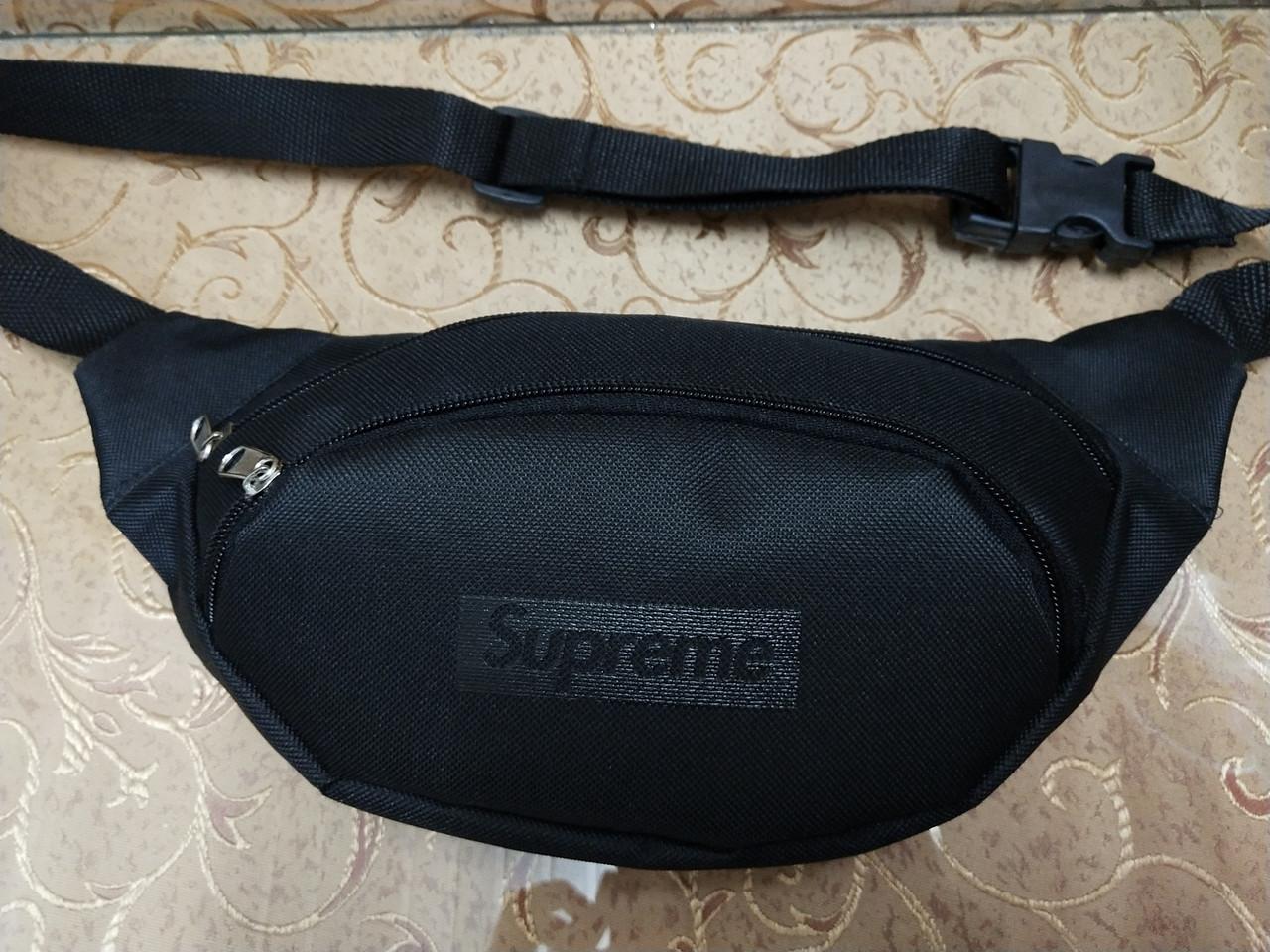 944b1291f3f4 Сумка на пояс Supreme 600D Спортивные барсетки сумка женский и мужские пояс  Бананка оптом -
