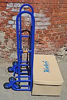 Тележки на колесиках для перевозки грузов по ступенькам