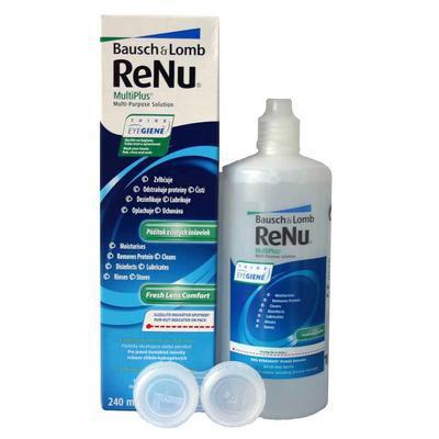 Розчин для контактних лінз Renu MultiPlus 360 ml