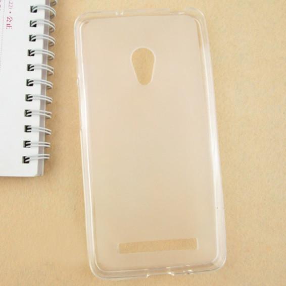 Белый чехол для телефона Asus Zenfone 5 Бампер