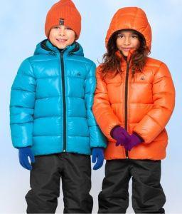 Куртки, жилетки детские купить