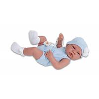 Кукла младенец мальчик 42 см Antonio Juan 5067, фото 1