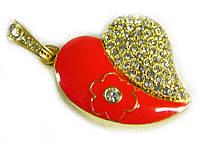USB-флеш-накопитель Сердце 8 Gb (SKD-0825)