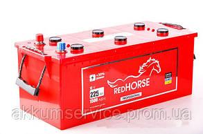Акумулятор вантажний Red Horse 225AH (3) 1500A