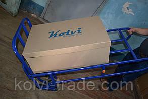Тележка для подъема по ступенькам Kolvi ТЛУ 3х160-210