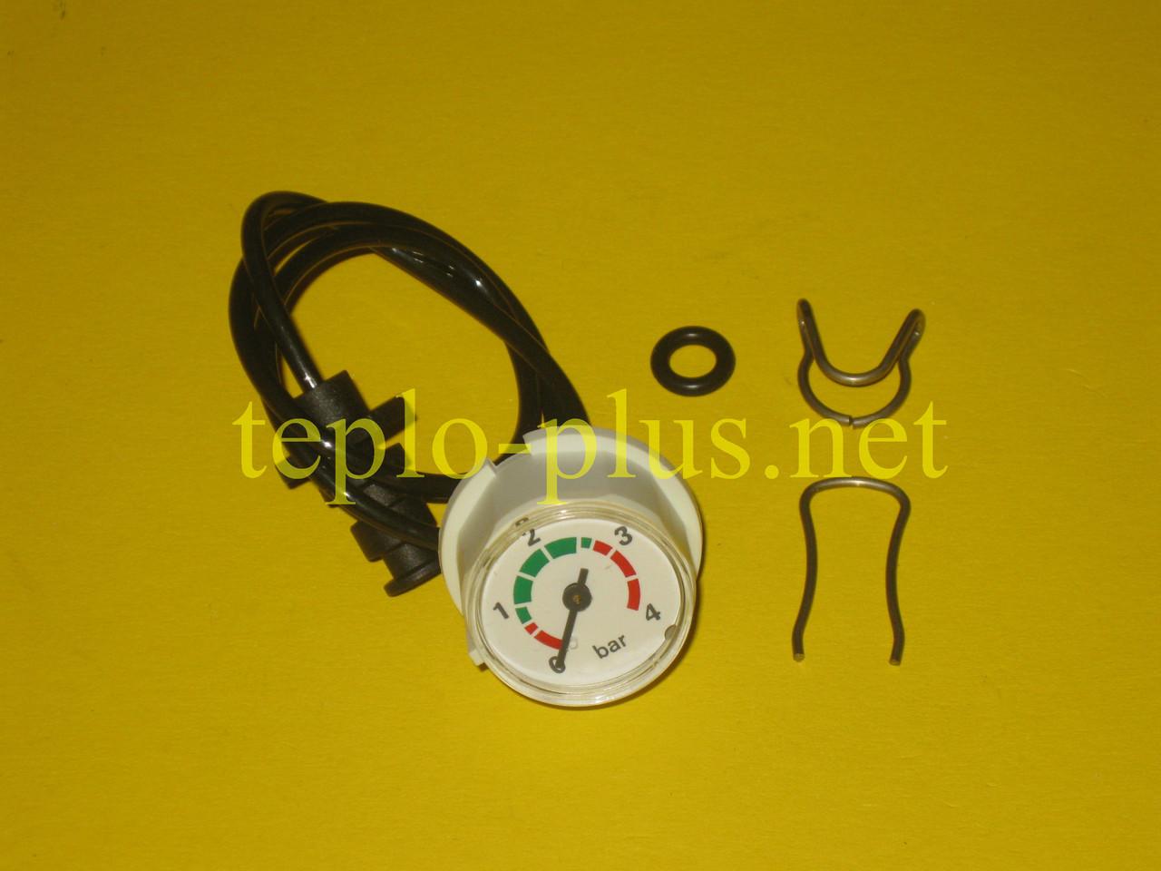 Манометр 8718645792 Bosch Gaz 6000 W WBN6000-18C RN, WBN6000-24C RN, WBN6000-24H RN
