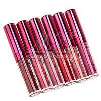 Набор помад  Kylie Jenner  Matte Liquid Lipsticks  (6 шт)