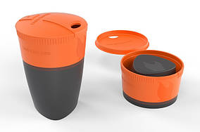 Кружка складная Light my fire Pack-up-Cup Orange