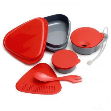 Набор туристической посуды MealKit 2.0 Red 41363010