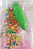 Шарики растущие в воде с зеленой фигуркой (SKD-0843)