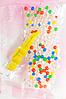Шарики растущие в воде с желтой фигуркой (SKD-0840)